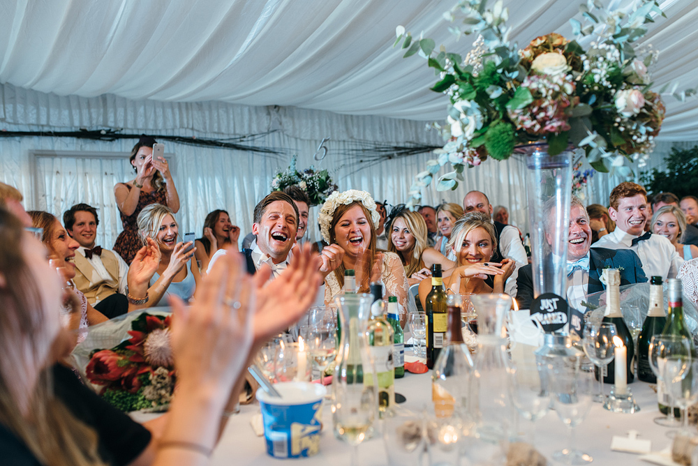 Bristol whimsical wedding