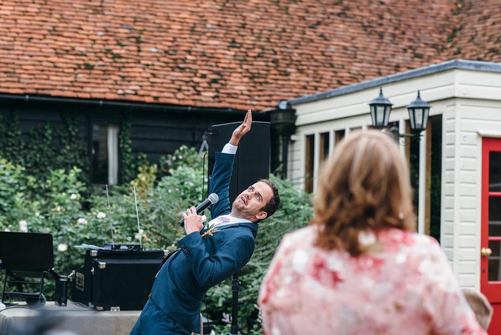 Essex Wedding Photographer at reid rooms
