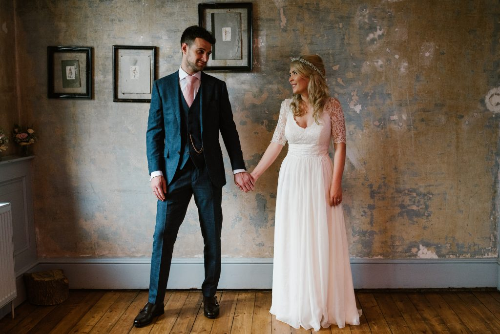 Adam and Eve Mill Hill London Pub Wedding