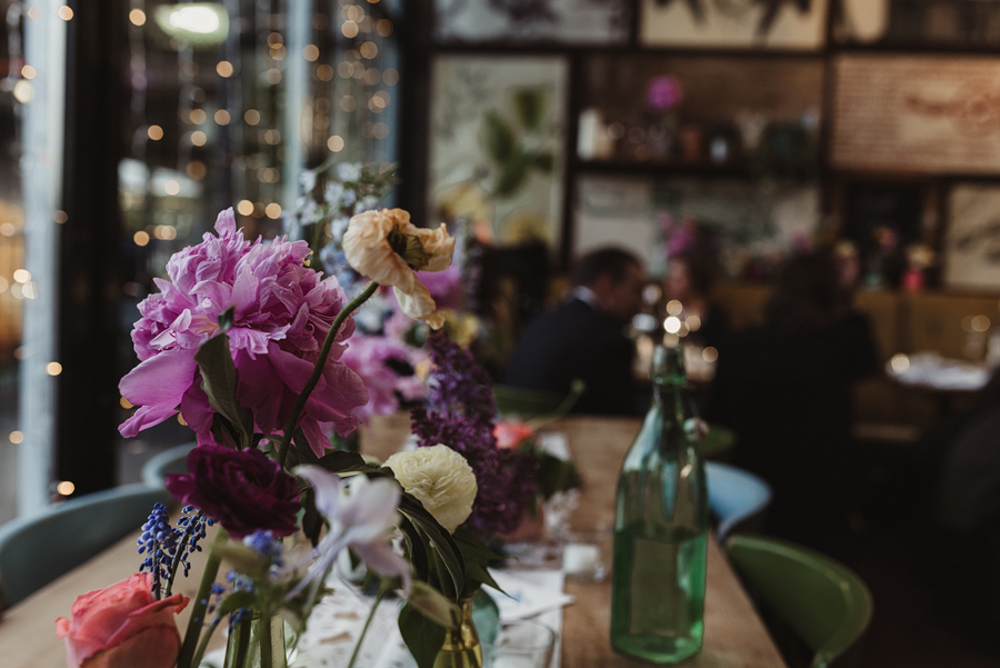 Tap on the Line wedding, London Wedding with a Mexican twist