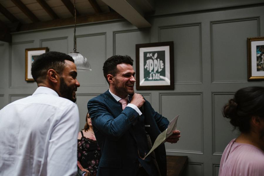 London Pub Wedding, London Pub Wedding and a Great Party